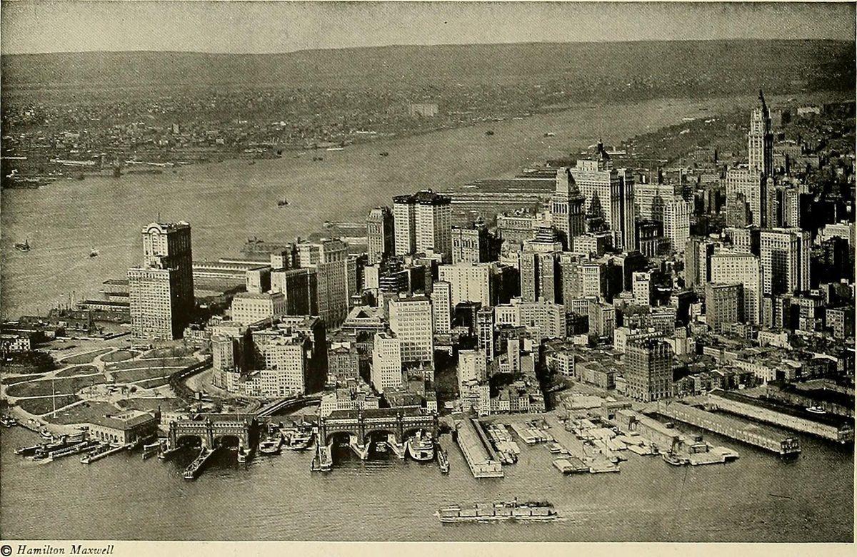 Quelle est la plus vieille photo prise à New York ?