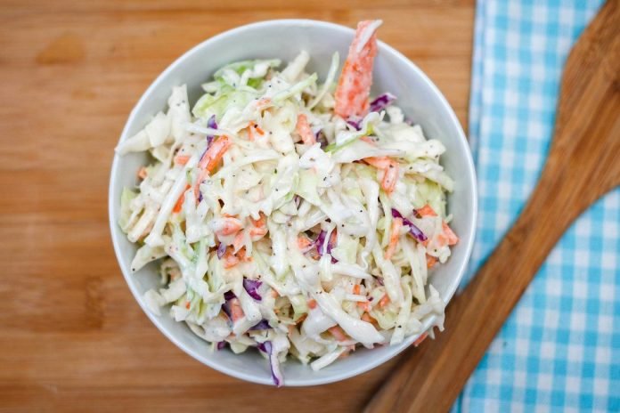 salade coleslaw new york