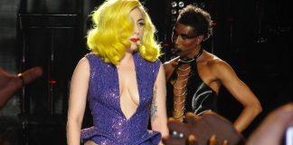 Lady Gaga lors du Monster Ball Tour