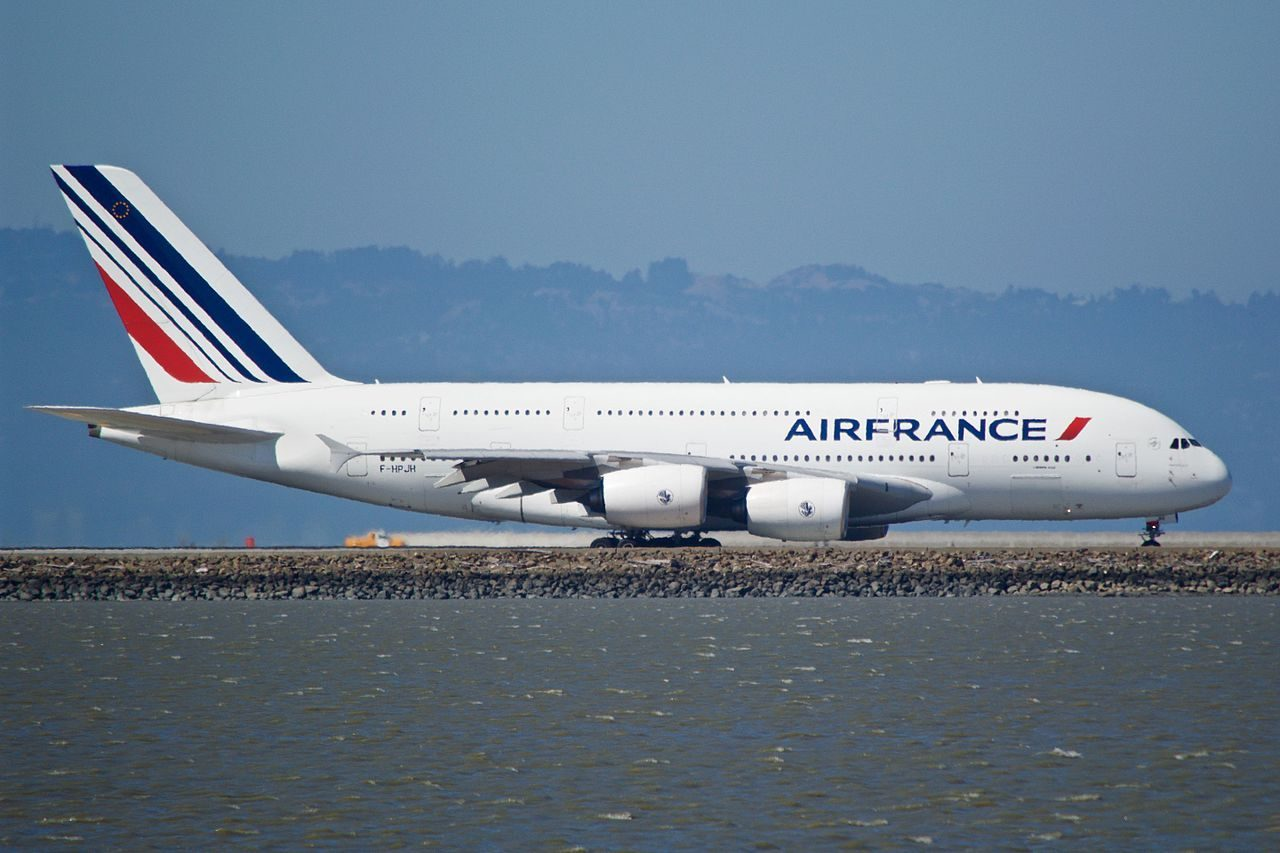 Air France retire tous ses Airbus A380, y compris vers New York