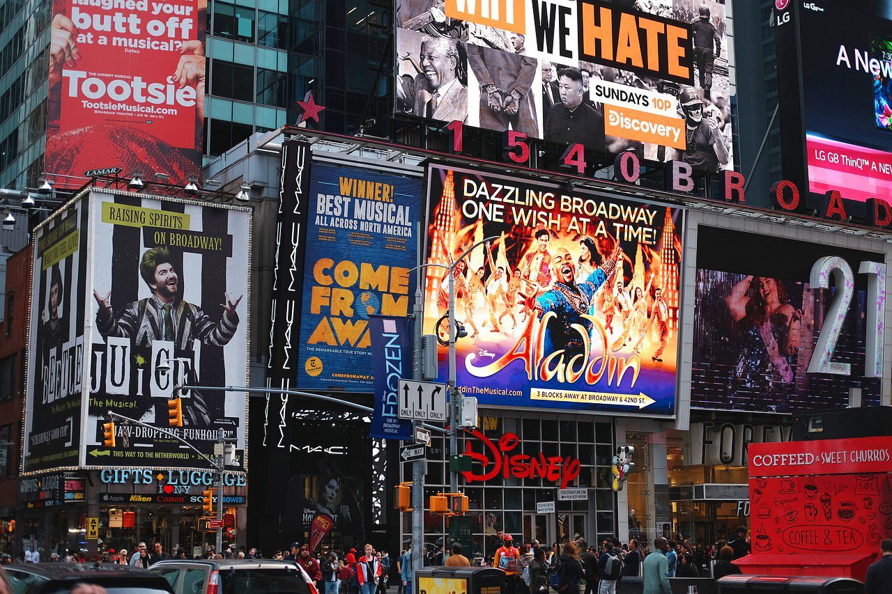 New York : les spectacles de Broadway reprendront le 3 janvier 2021