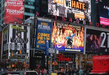 broadway new york