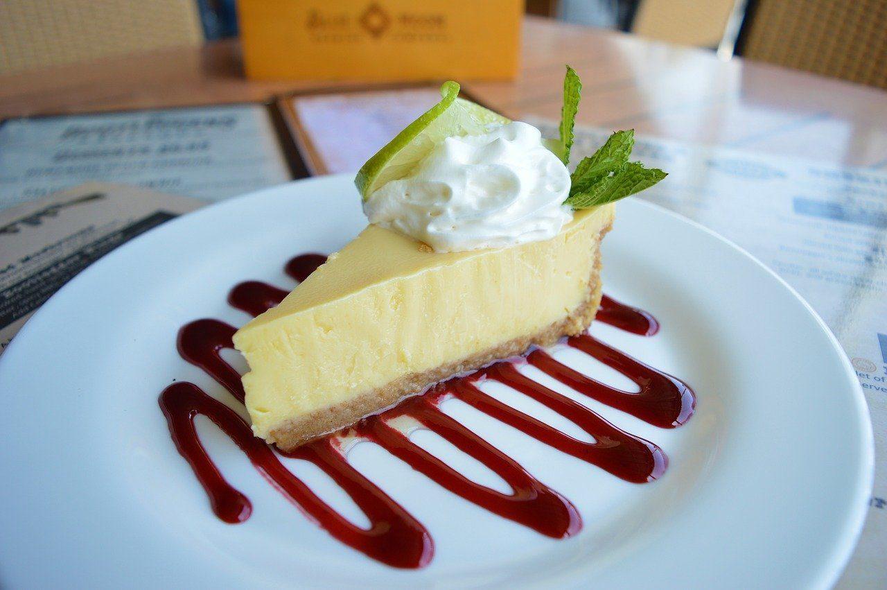 Recette de la Key Lime Pie, la tarte au citron américaine
