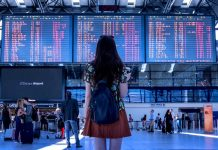 liste pays europe aeroport