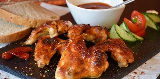 recette buffalo chicken wings
