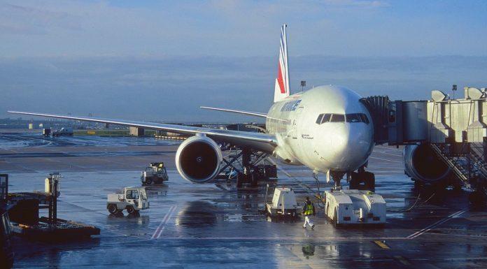 Air France Boeing 777