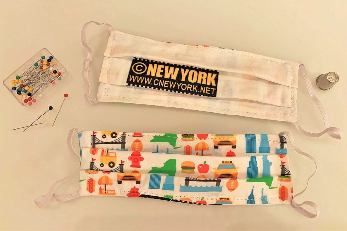 masque theme new york