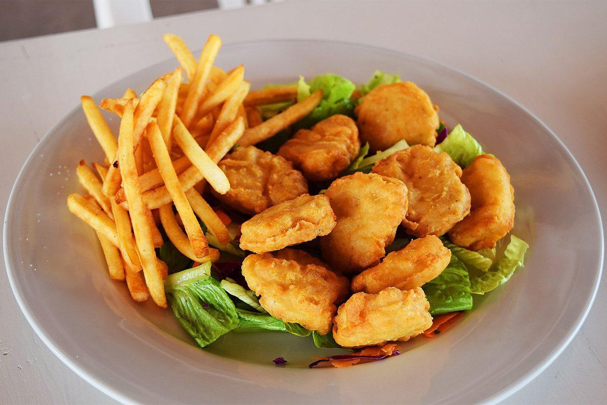 La recette des nuggets de poulet maison