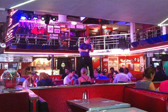 ellen stardust diner new york