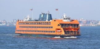 ferry staten island new york