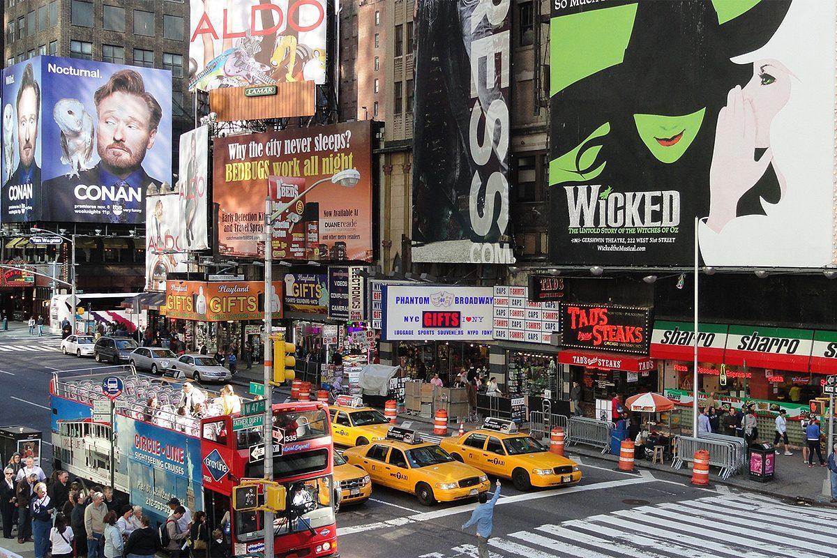 New York : la reprise de Broadway encore repoussée à cause du Covid-19
