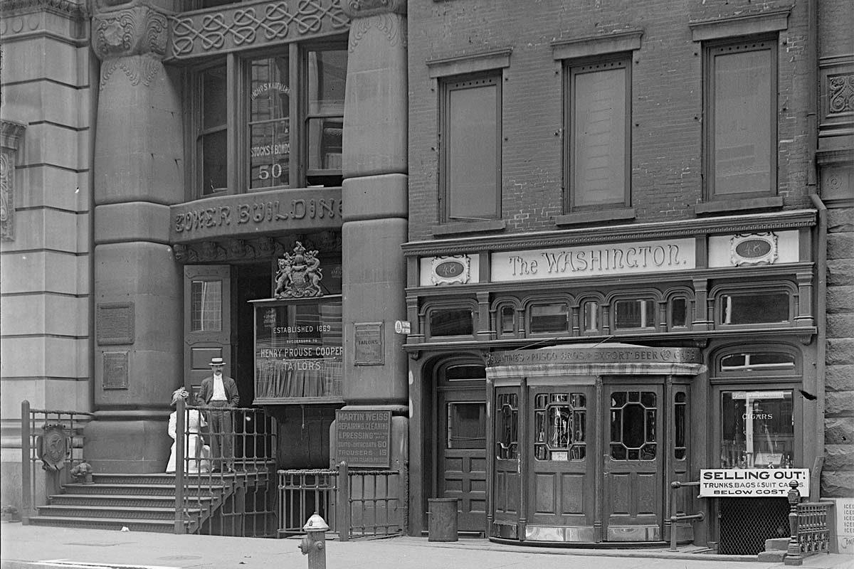 Quel est le plus vieux building de New York ?