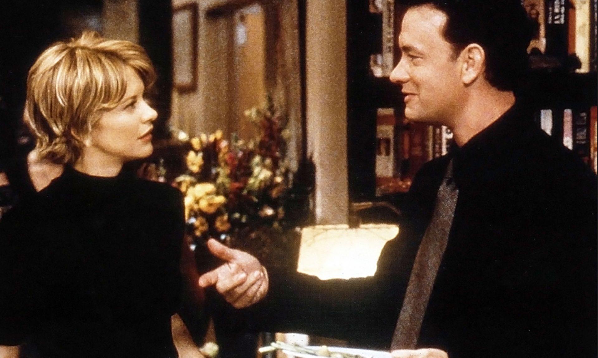 Vous avez un message, histoire d'une romance à New York