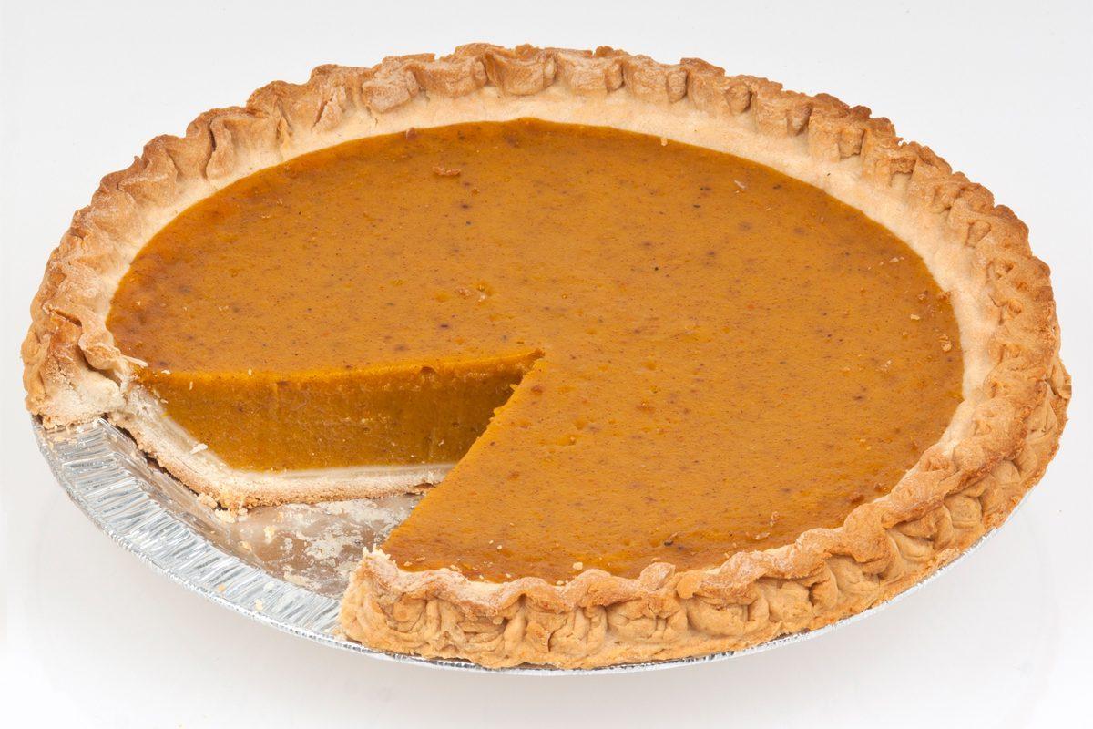 La Pumpkin Pie, la tarte à la citrouille typique de Thanksgiving