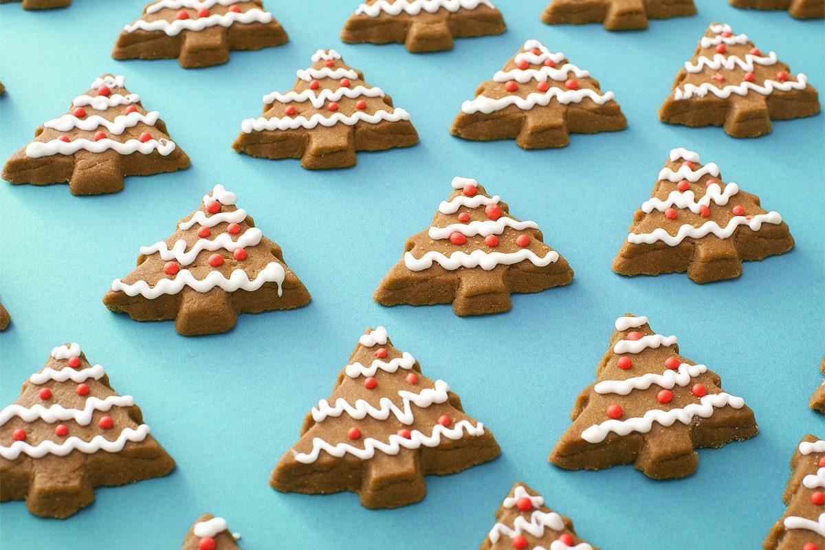 La recette des Gingerbread Cookies, les biscuits de Noël en pain d'épices