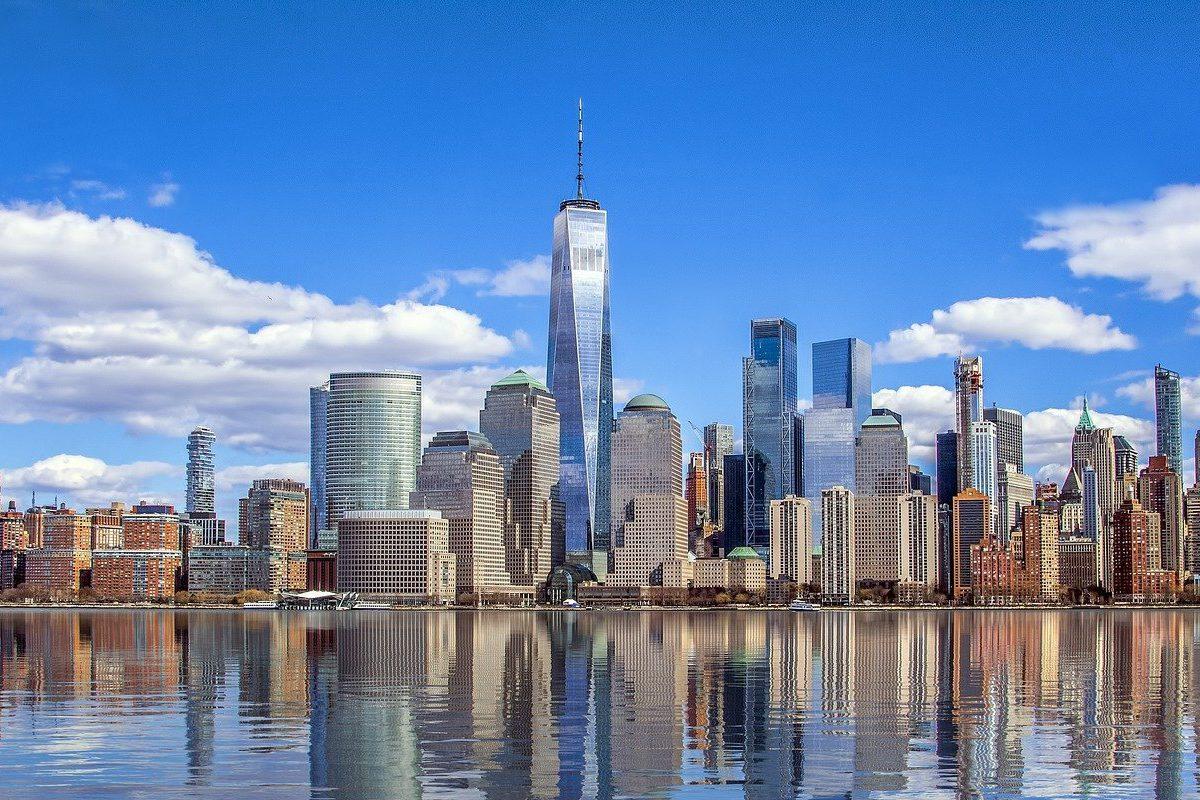 Combien y a-t-il de buildings à New York ?