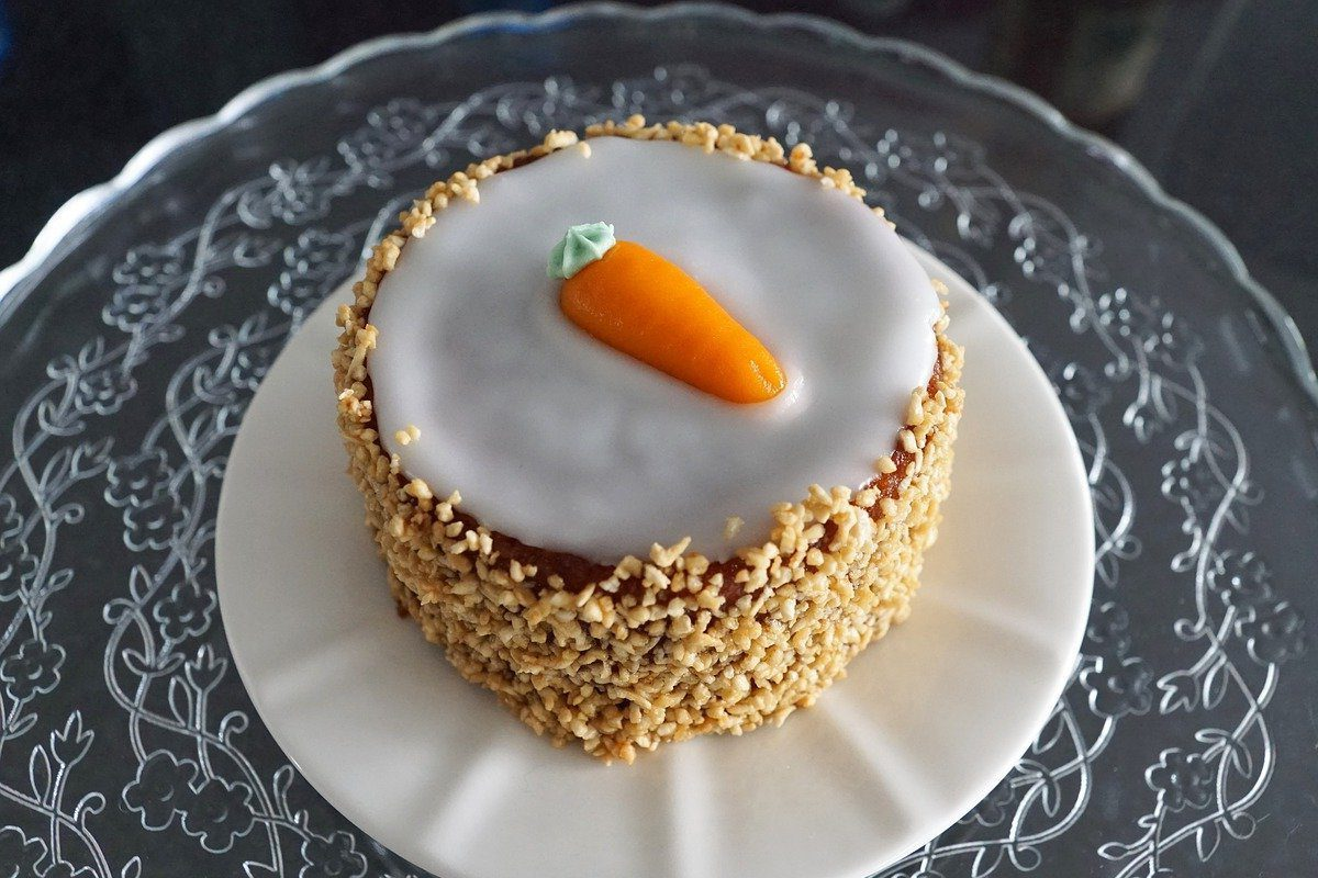 La recette du Carrot Cake, le gâteau à la carotte