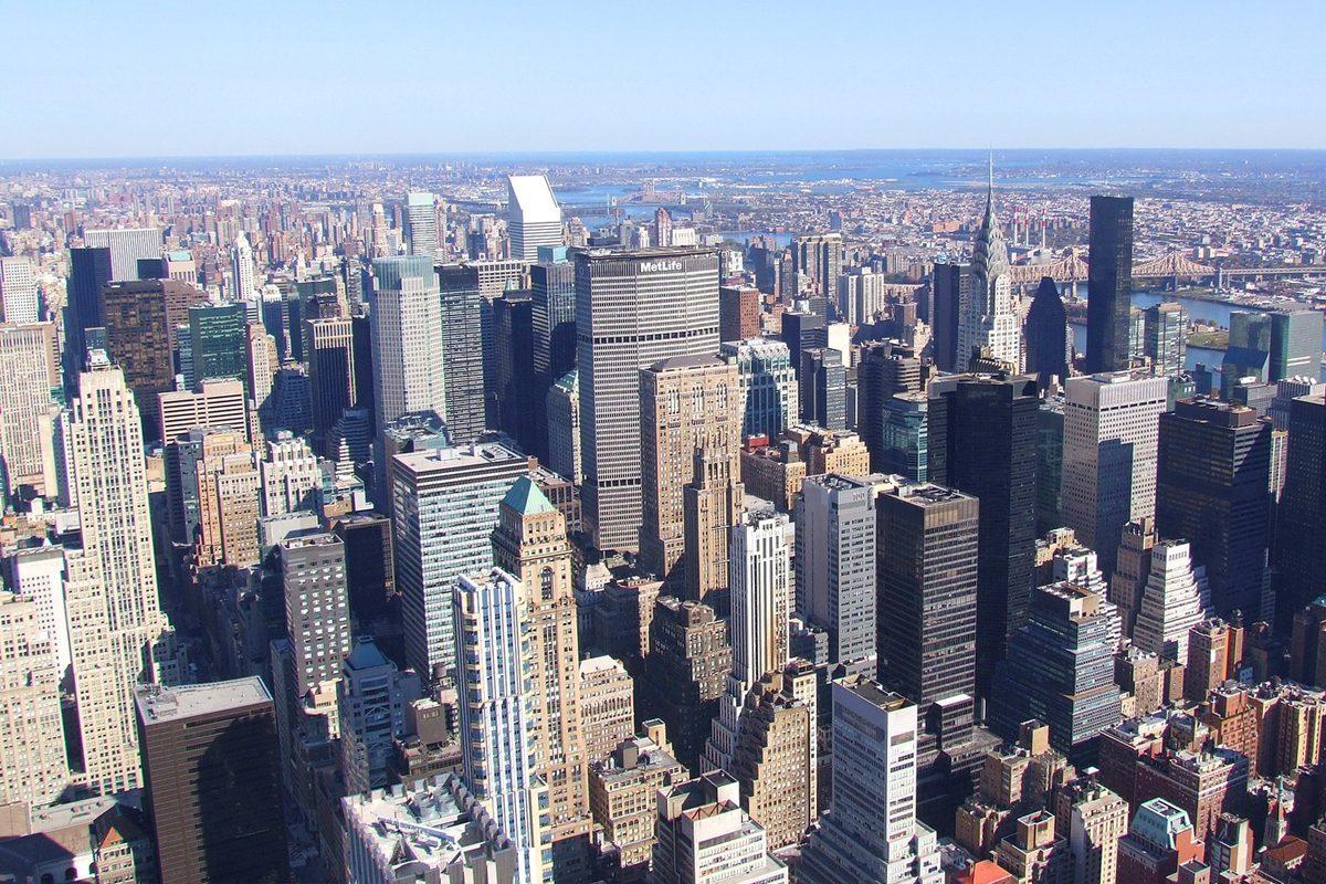 Quels sont les 5 quartiers de New York ?