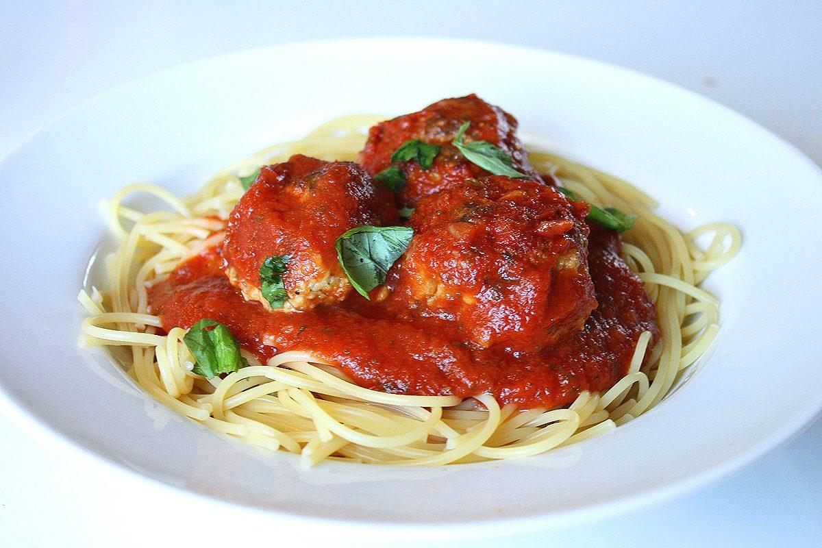 Recette des Spaghetti Meatballs : des pâtes à l'accent de New York