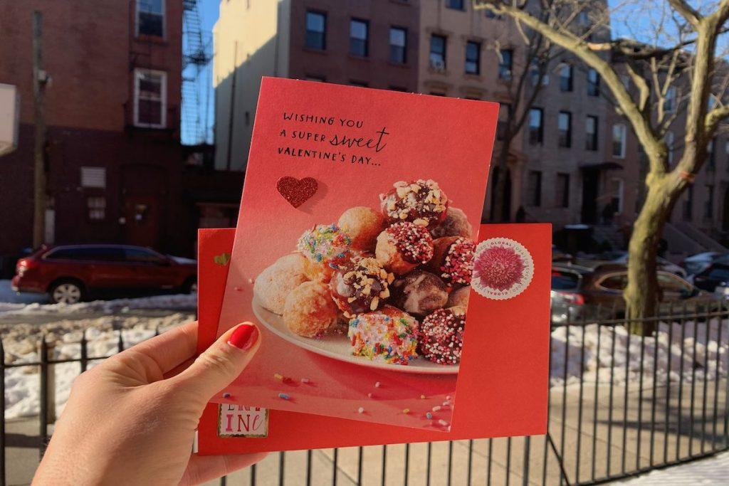 Saint Valentin New York