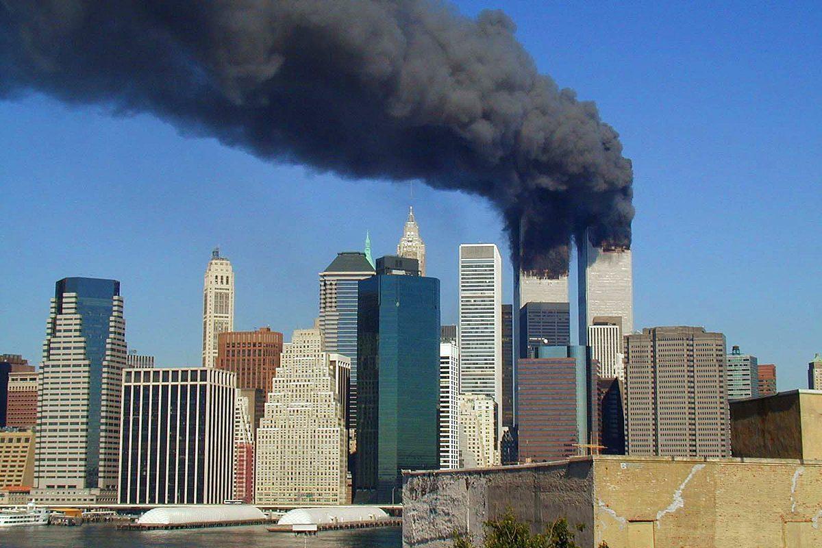 Chronologie des attentats du 11 septembre 2001