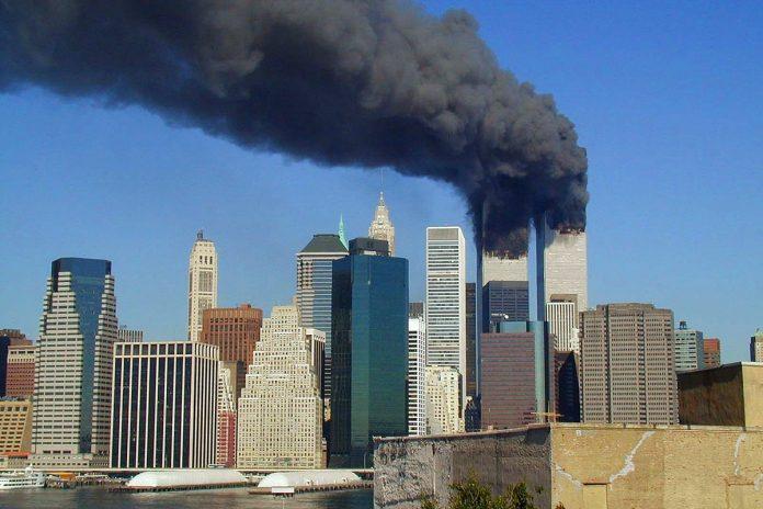 11 septembre 2001 - Photo Michael Foran