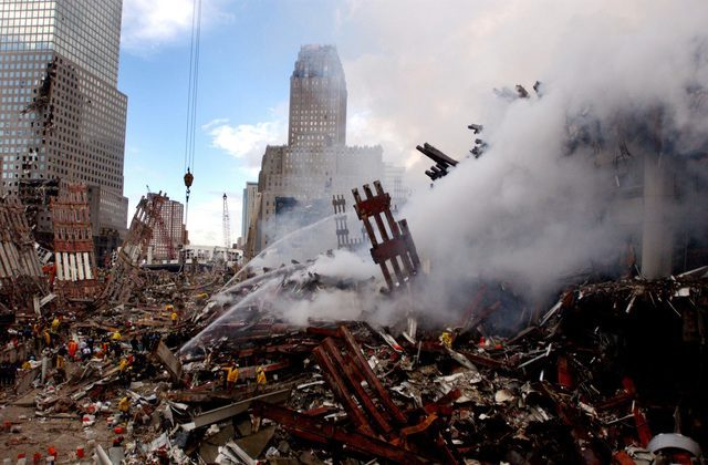 Les attentats du 11 septembre 2001 à New York